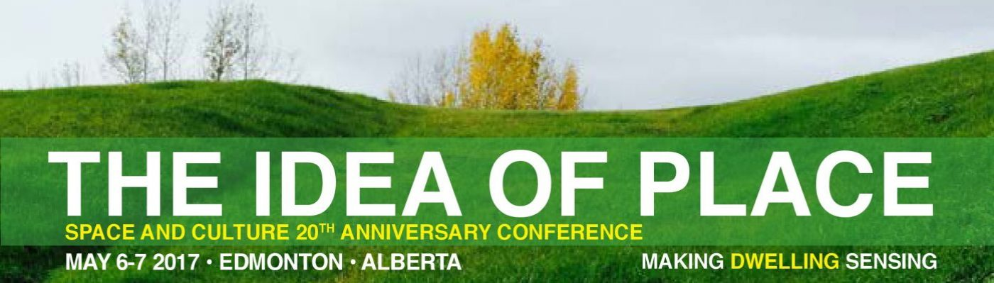 The Idea of Place Conference